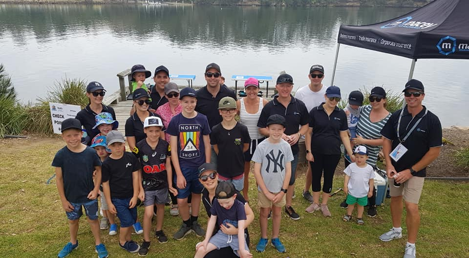 Macey Insurance Brokers Team Participates in Annual Noah's Challenge