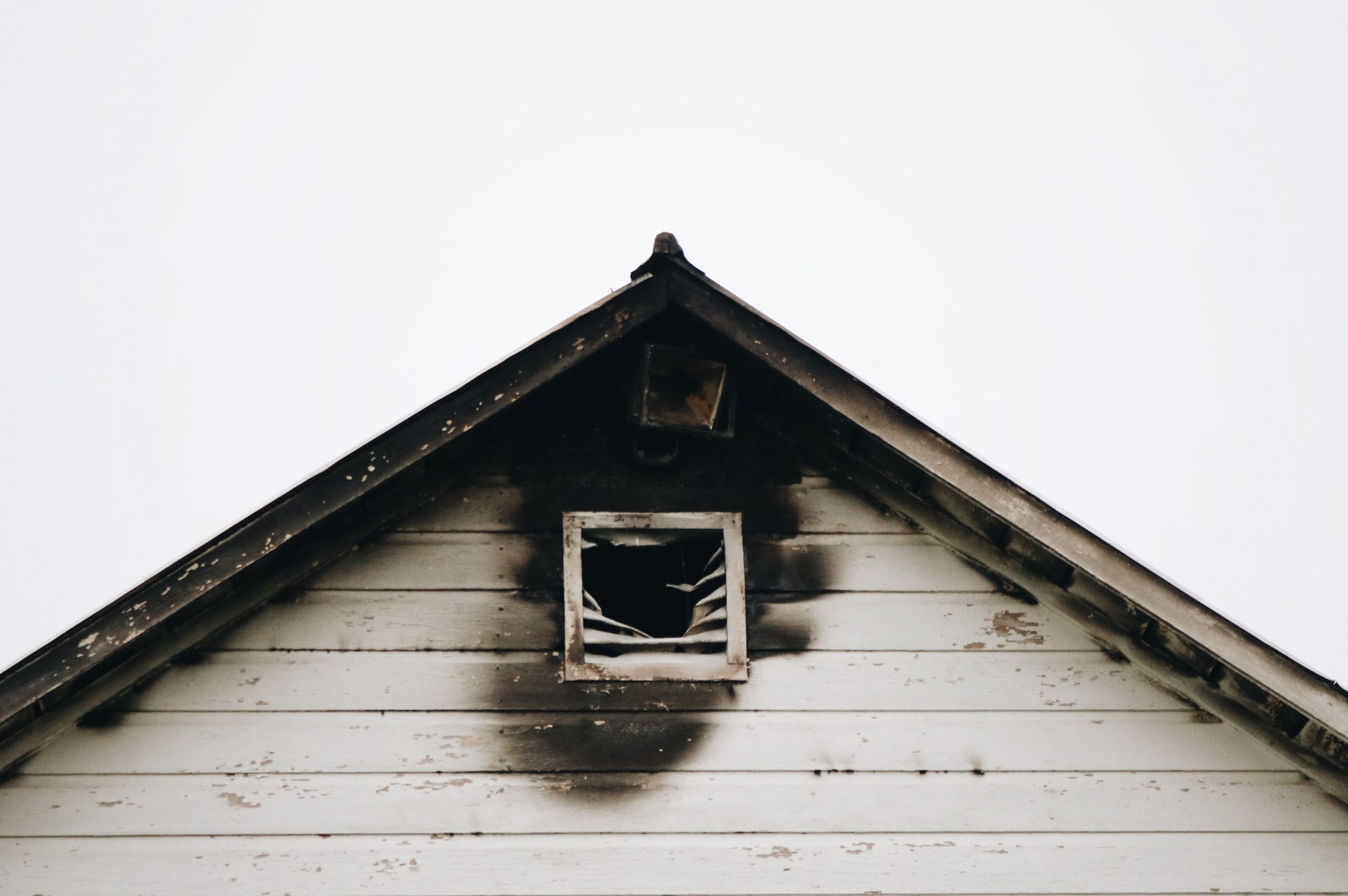 burnt home insurance for buildings