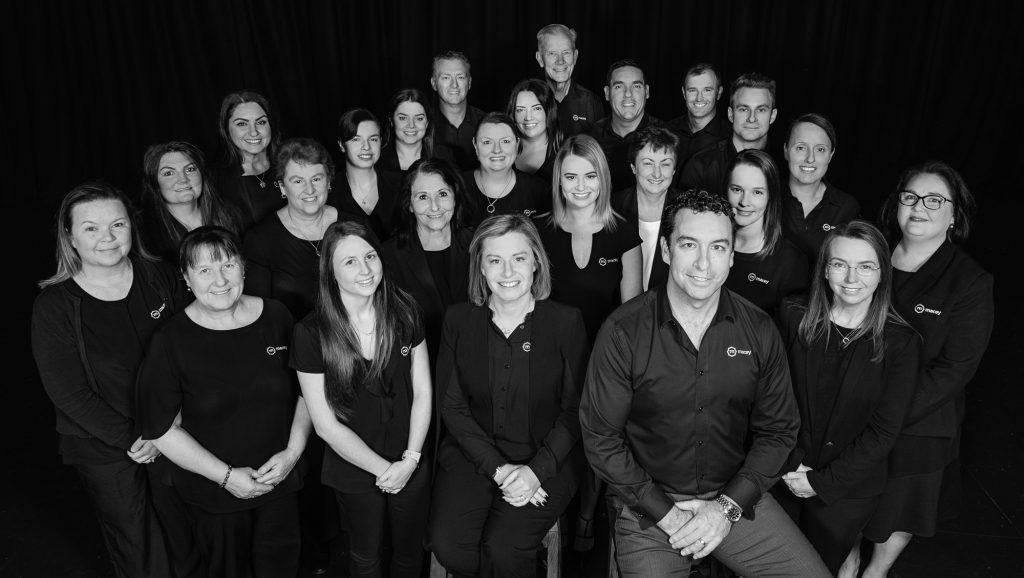 Macey Insurance Brokers team
