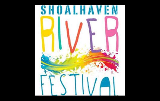 Shoalhaven River Festival logo