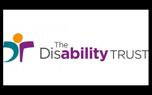 disability trust logo